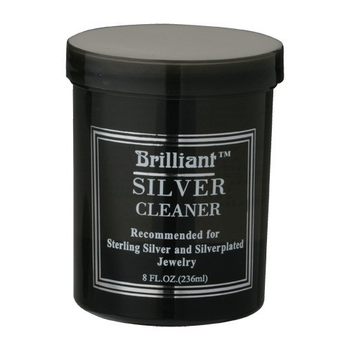 Brilliant® 8 Oz. Silver Cleaning Solution