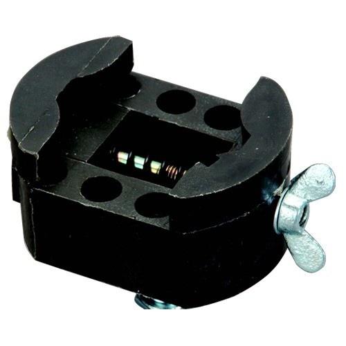 Watch Case Micro-Vises In Black Plastic
