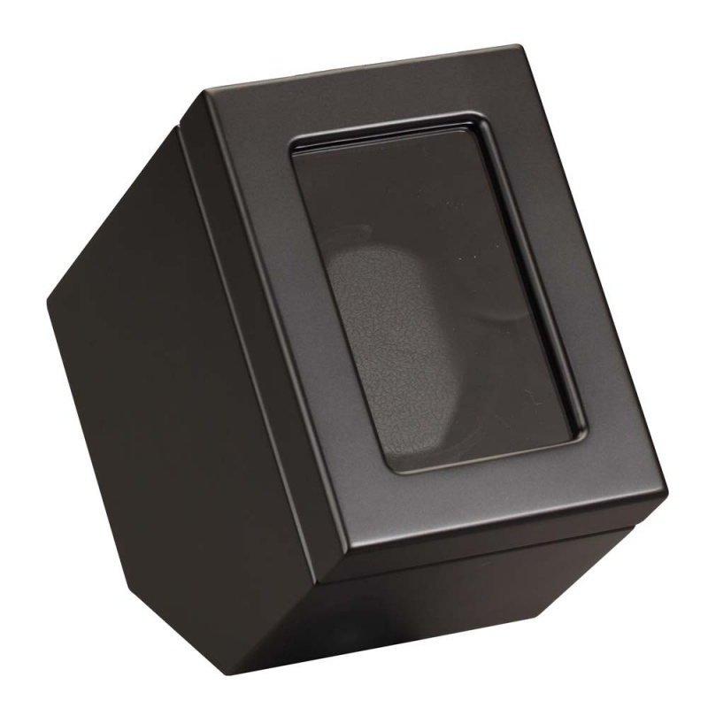 "Diplomat ""Vienna"" Single Watch Winder In All-Black"