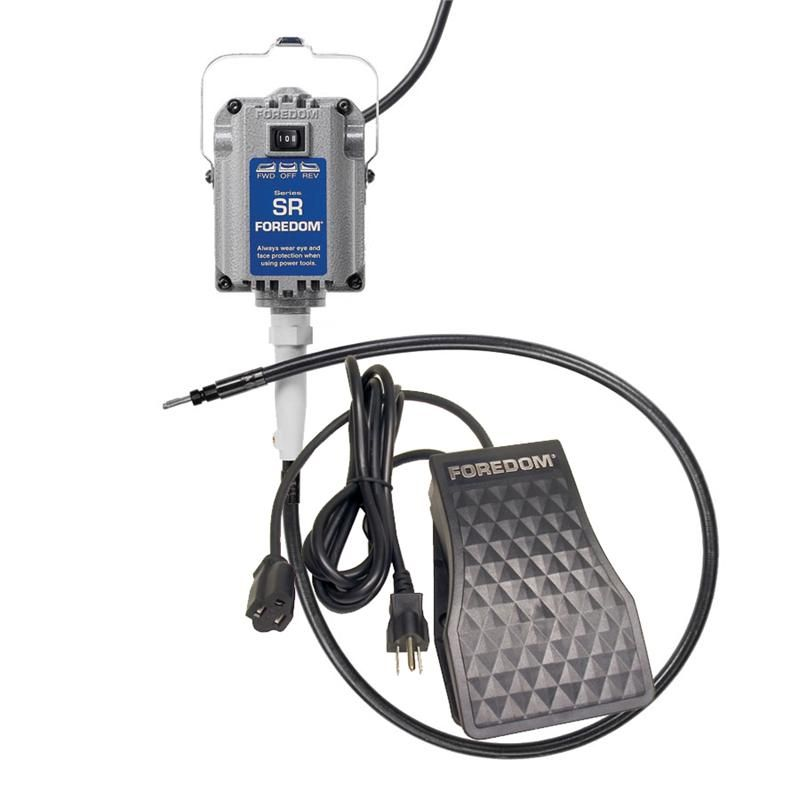 Hang-up Motor With Plastic Foot Control M.sr-fct