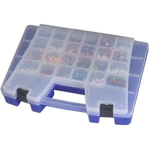 34-section Organizer Cases