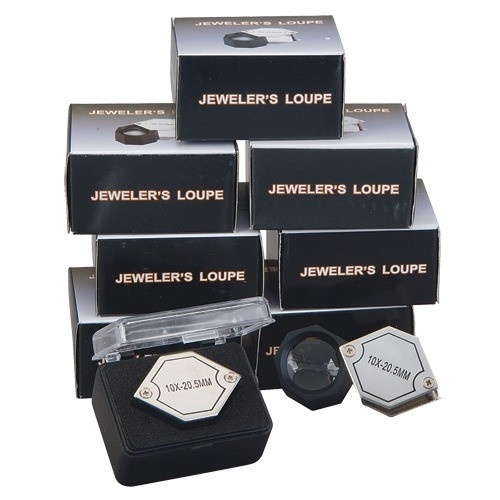 Promotional 20.5Mm Loupe-10x