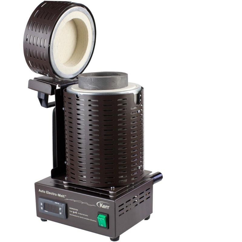 Ventura-Melt Electro-Melt Furnace (Standard 1 Kg) & (Maxi 3 Kg)
