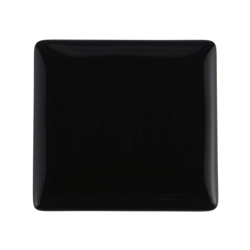 Square Flat Back Onyx