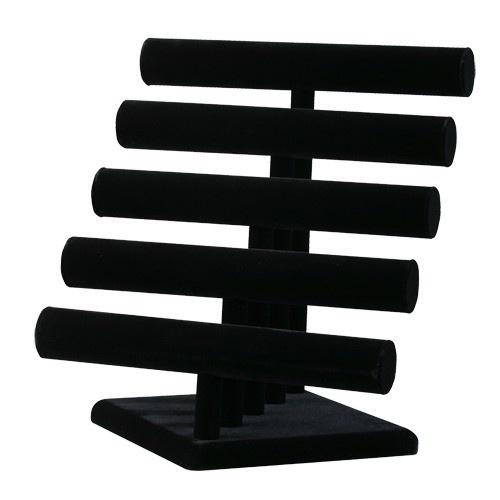 5-Level Oval T-Bar Displays