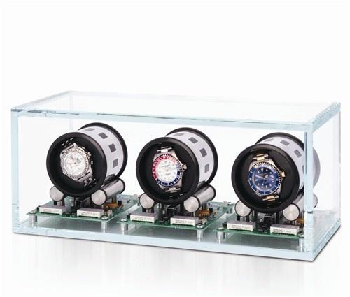 Orbita Tourbillon Programmable 3-Watch Winder