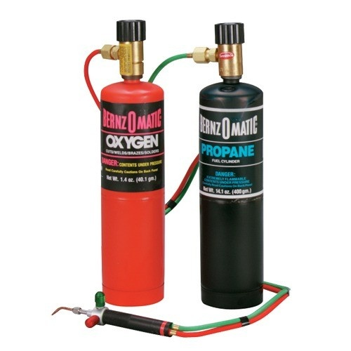Little Torch W/ Regulators