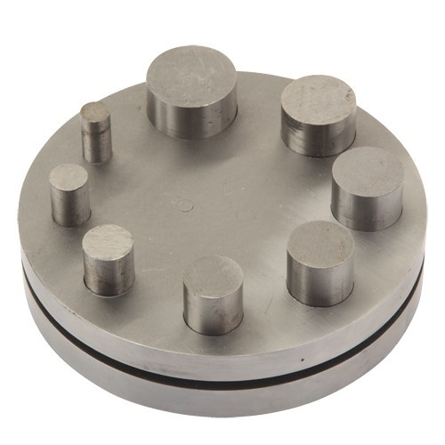 8 Hole Disc Cutter On Round Base
