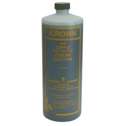 Copper Plating Solution