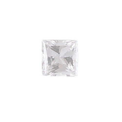 Aaa Rated Square Cubic Zirconia