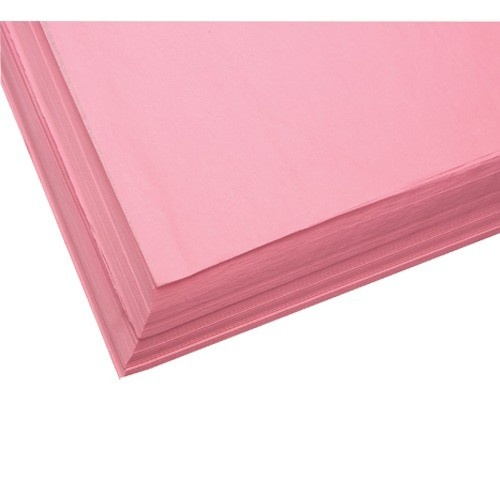 """Tissue Paper Sheets In Pink (pk/1,000), 100' L X 15"""" W"""