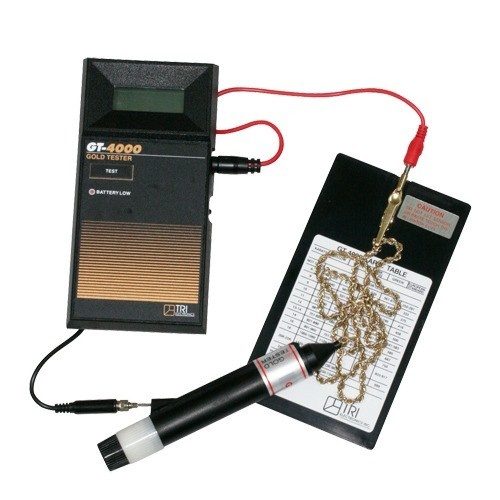Tri-electronic Gt-4000 Gold Tester