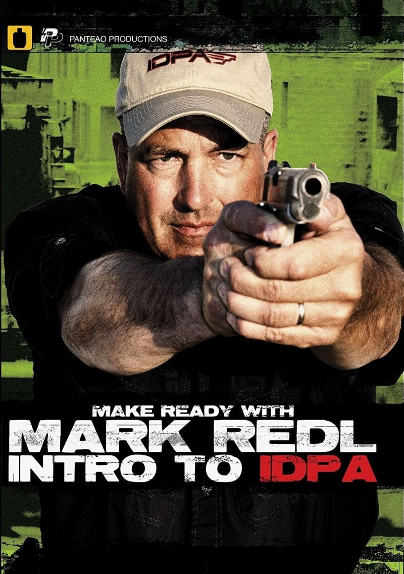 Panteao Productions: Make Ready With Mark Redl Intro To Idpa