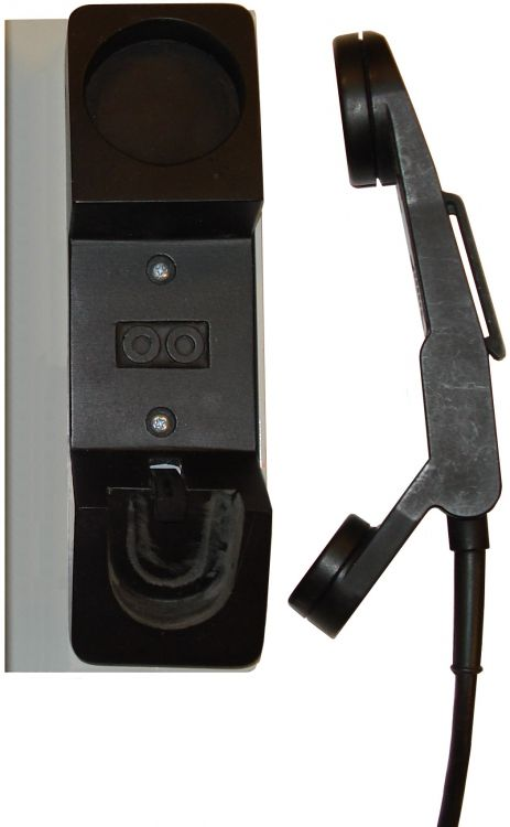 Handset Assembly---Aa925/Aa926. Use With Aa925 And/Or Aa926 Industrial Master Station Only