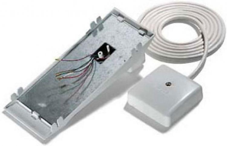Desk Adapter For Handset-white. .