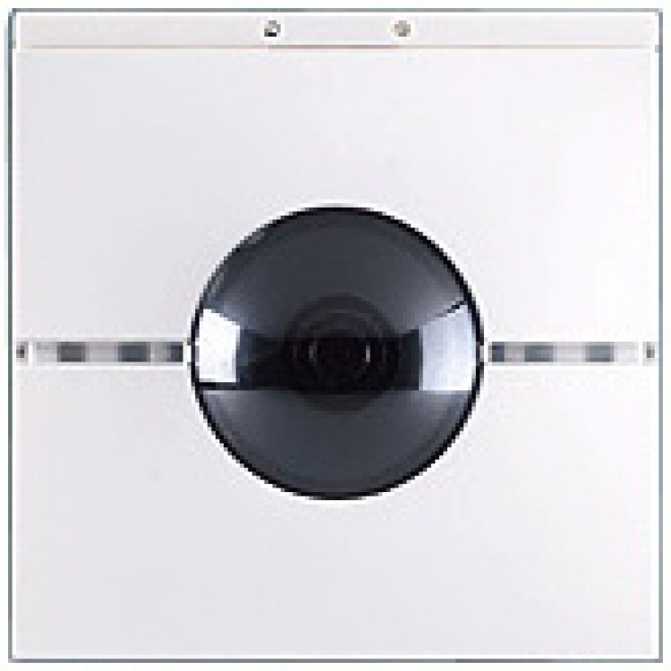 B+w Camera Module-nocoax-white. 380 Lines Of Resolution Has Built-in I/r Illuminators 0.8 Lux / 15-18vdc 150ma..