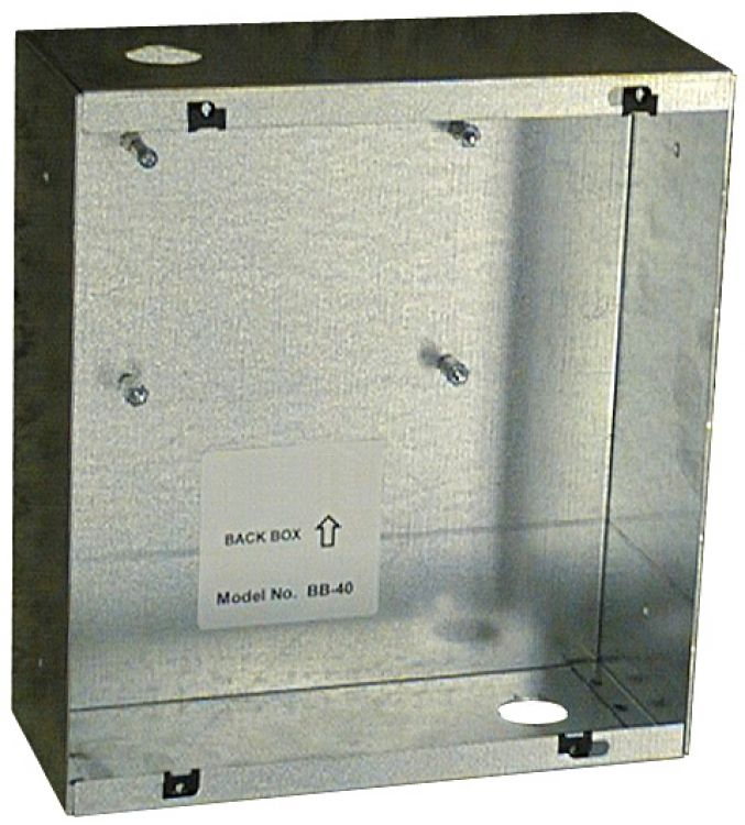 Flush Box/Es For A-4204 Master
