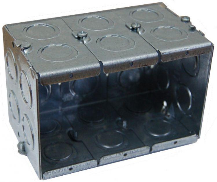 Flush Back Box--ss910 Or Ss911. .