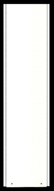 Blank Panel Module Only--Alum.. Requires Of200 Series Frame(S) And Oh200 Flush Housing Or Oh300 Surface Back Box