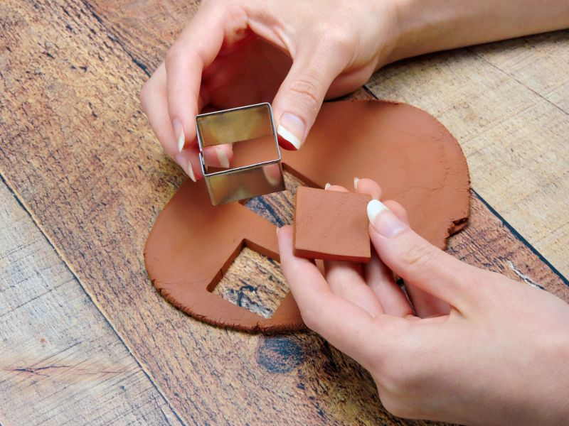 Activ-tools: Geometric Clay Cutters Set