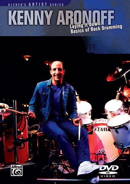 Kenny Aronoff: Laying It Down