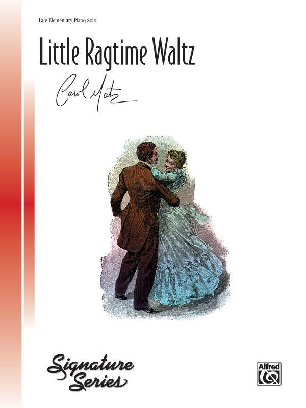 Little Ragtime Waltz