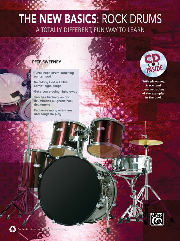 The New Basics: Rock Drums
