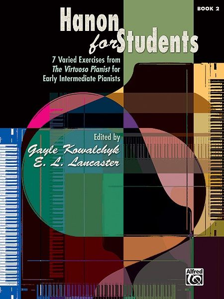 Hanon For Students, Book 2