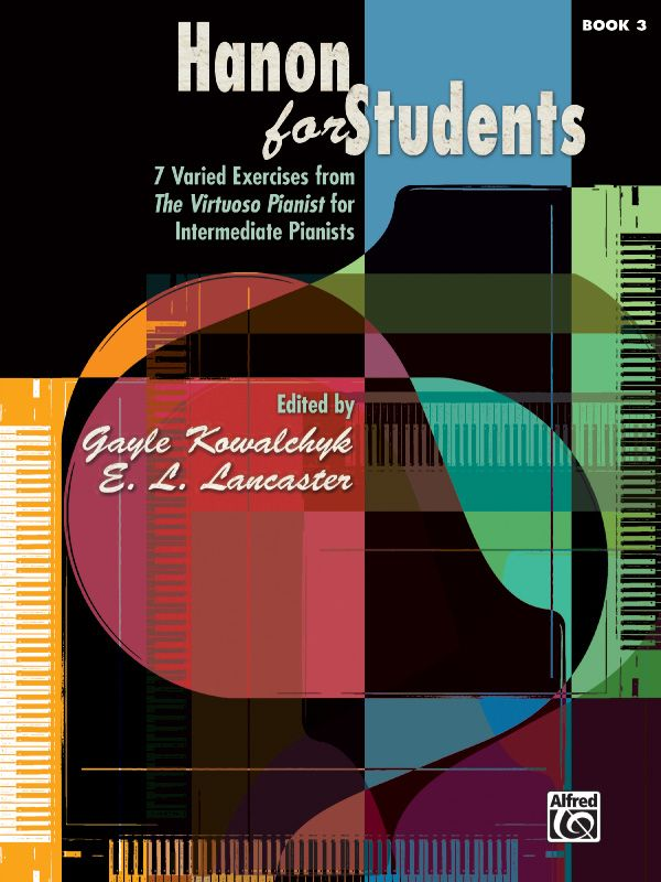 Hanon For Students, Book 3