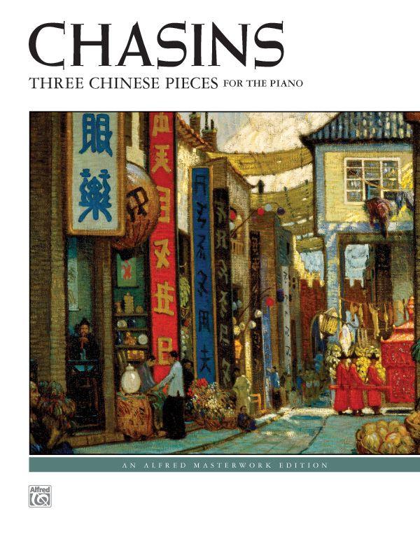 Busoni: Three Chinese Pieces