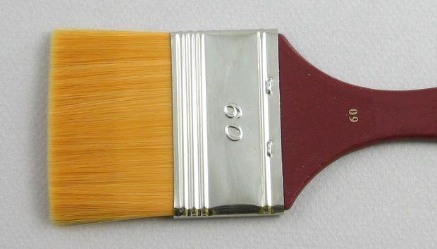 Synthetic Hair Series 203 : Skywash Size 60 Brush