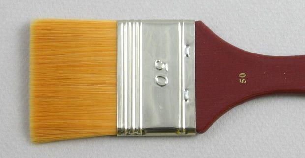 Synthetic Hair Series 203 : Skywash Size 50 Brush