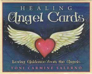 Healing Angel Cards By Toni Carmine Salerno