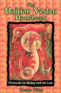 Haitian Vodou Handbook By Kenaz Filan