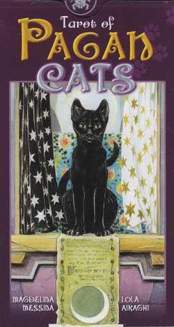 Pagan Cats Tarot Deck By Messina 7 Airaghi