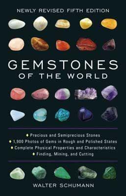 Gemstones Of The World (hc) By Walter Schumann