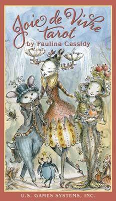 Joie De Vivre Tarot Deck By Paulina Cassidy