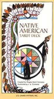 Native American Tarot Deck By Magda Gonzalez