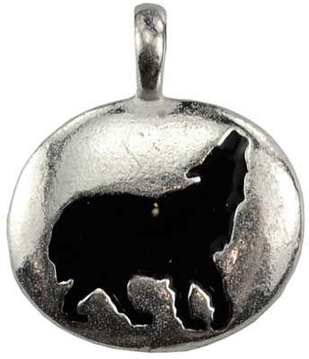 Wolf Totem Amulet