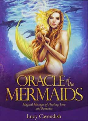 Oracle Of The Mermaids By Lucy Cavendish