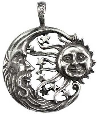Windblown Celestial Amulet