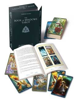 Book Of Shadows Tarot (2 Decks) By Barbara Moore