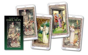 Tarot Of The Druids By Severino Baraldi