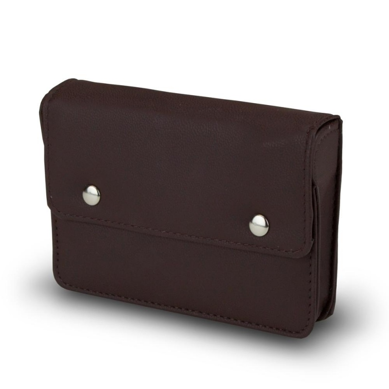 1546 Rb Poker Jumbo Leather Case