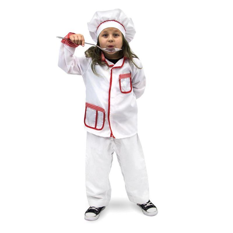 Children's Chef Costume