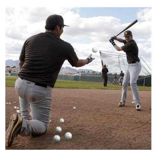 12 White Poly Baseballs (Regulation Size)