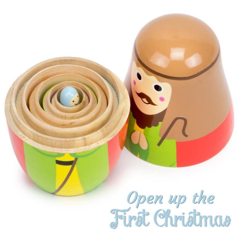 Nesting Nativity