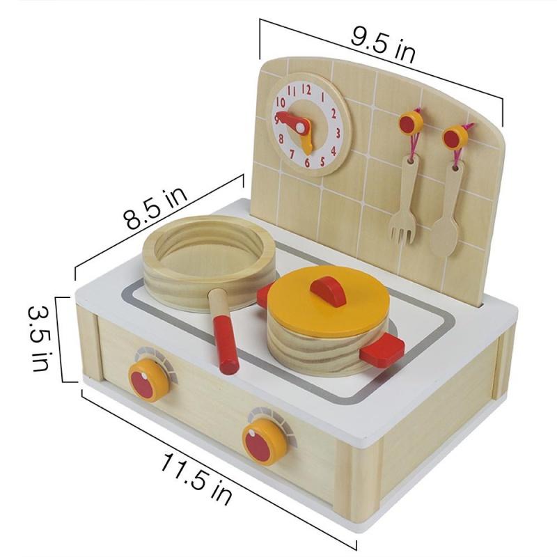 Tabletop Cooktop Kitchenette Set