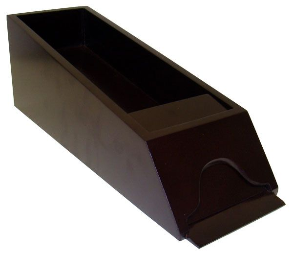 8-Deck Wooden Blackjack Shoe