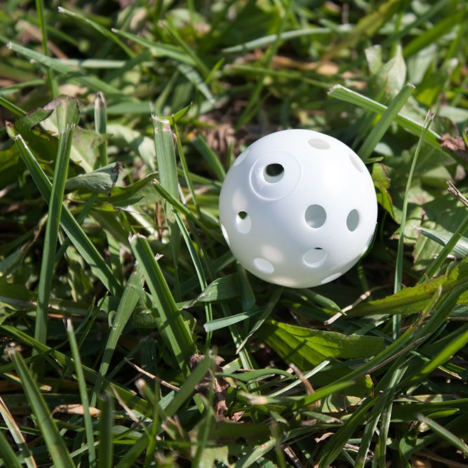 Golf Size Wiffle Balls - Pack Of 24